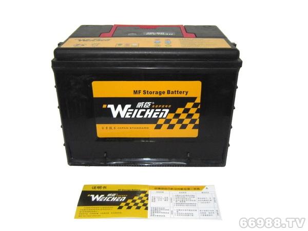 晶丰威臣蓄电池78-60(12V70AH)