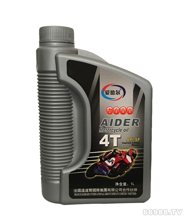 爱德尔6000摩托车润滑油