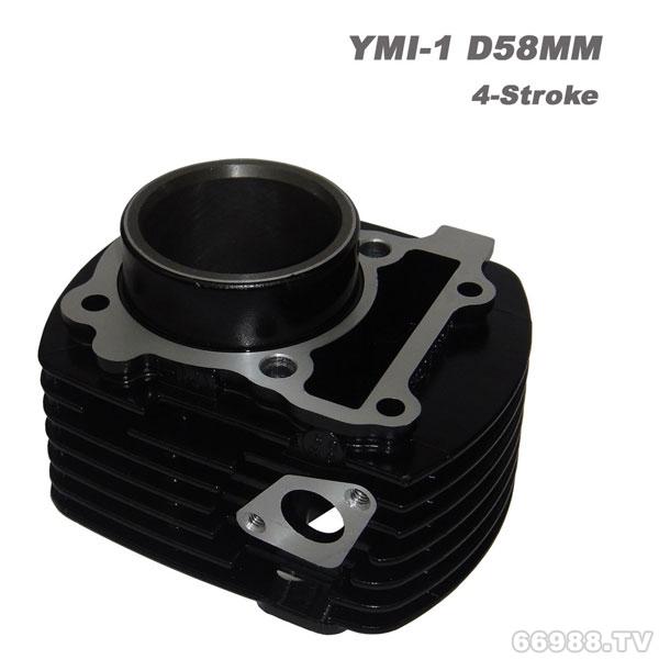 经久摩托车气缸体 YMI-1