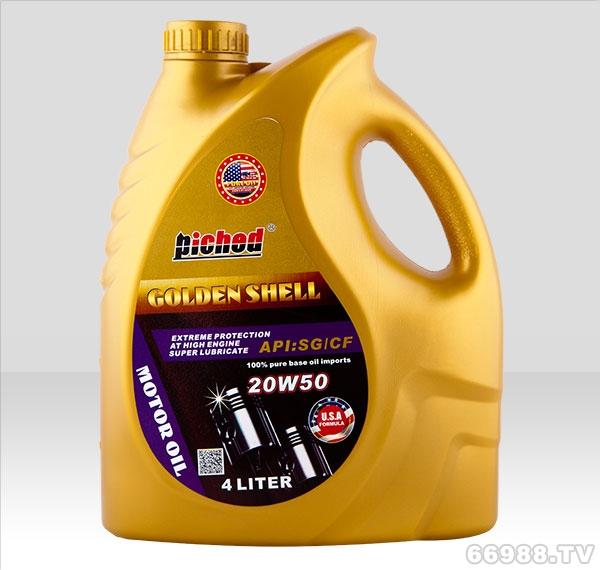 甲壳虫 金壳 SG/CF-4 20W50润滑油