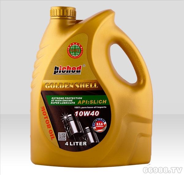 甲壳虫 金壳 SL/CH-4 10W40润滑油