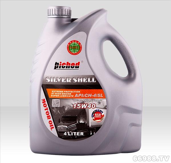 甲壳虫 银壳 CH-4/SL 15W40润滑油