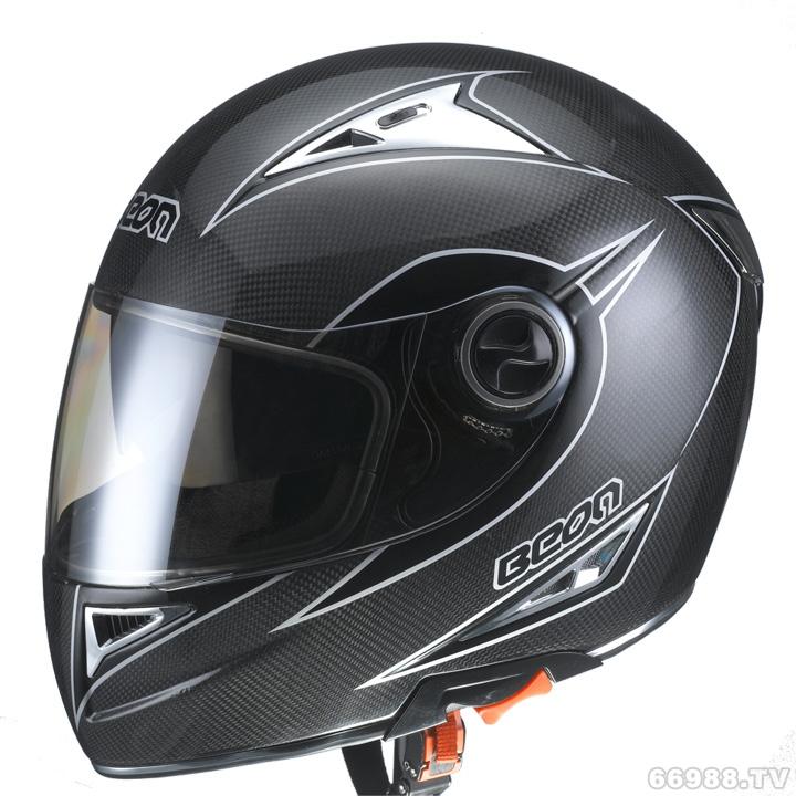 劲越BEON B-550 CARBON头盔