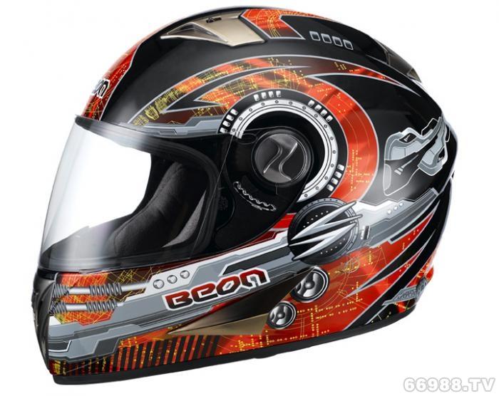 劲越BEON B-500 机械头盔