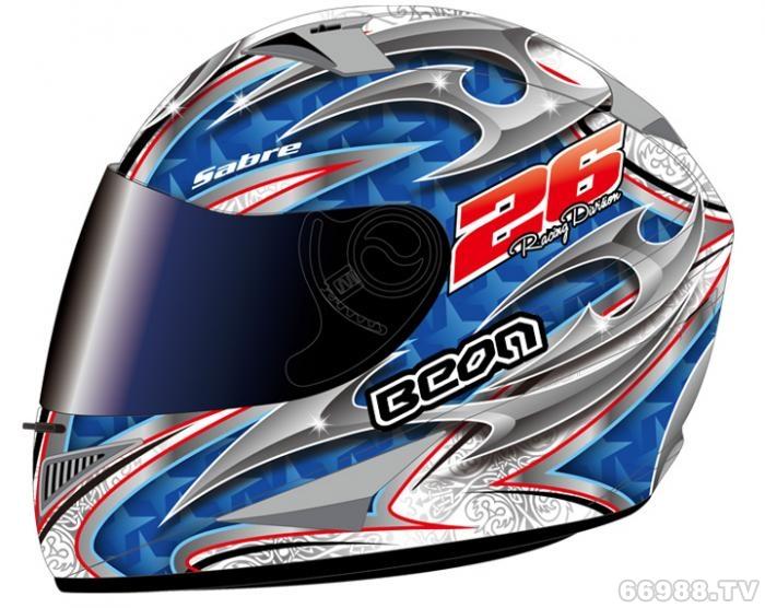 劲越BEON B-500 SABRE头盔