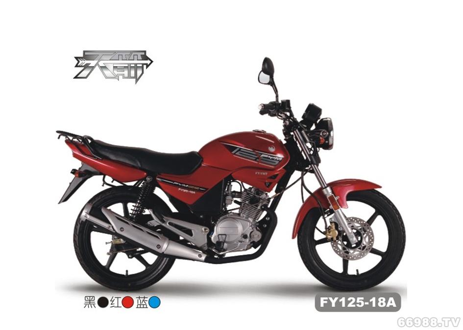 飞鹰fy125-18 天箭摩托车跨骑车