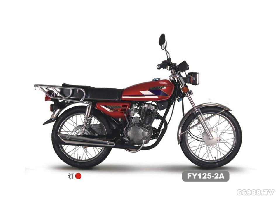 飞鹰FY125-2A-1摩托车跨骑车