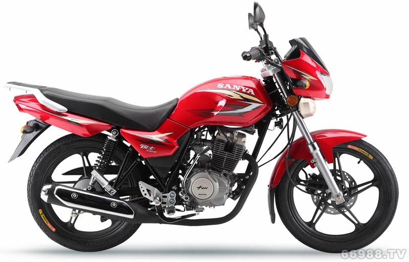 三雅SY125-29锐士摩托车