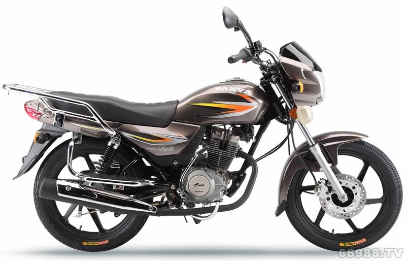 三雅SY150-18幸运马摩托车