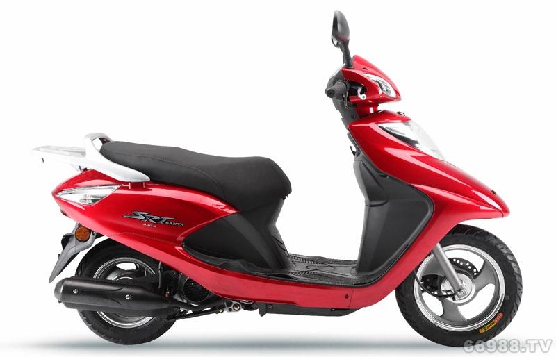 三雅SY100T-12雅爽摩托车