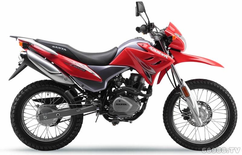 三雅SY150GY神力摩托车