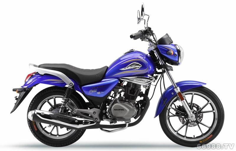 三雅SY150-16(C)轩动王摩托车