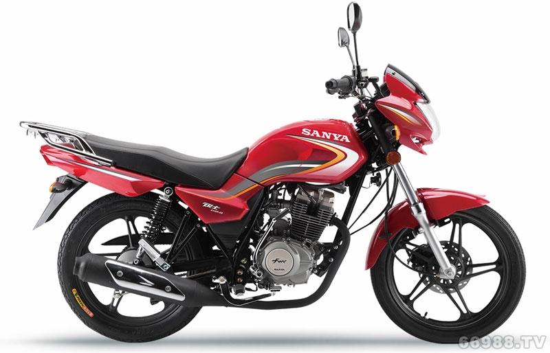 三雅SY125-29(B)骑兵摩托车