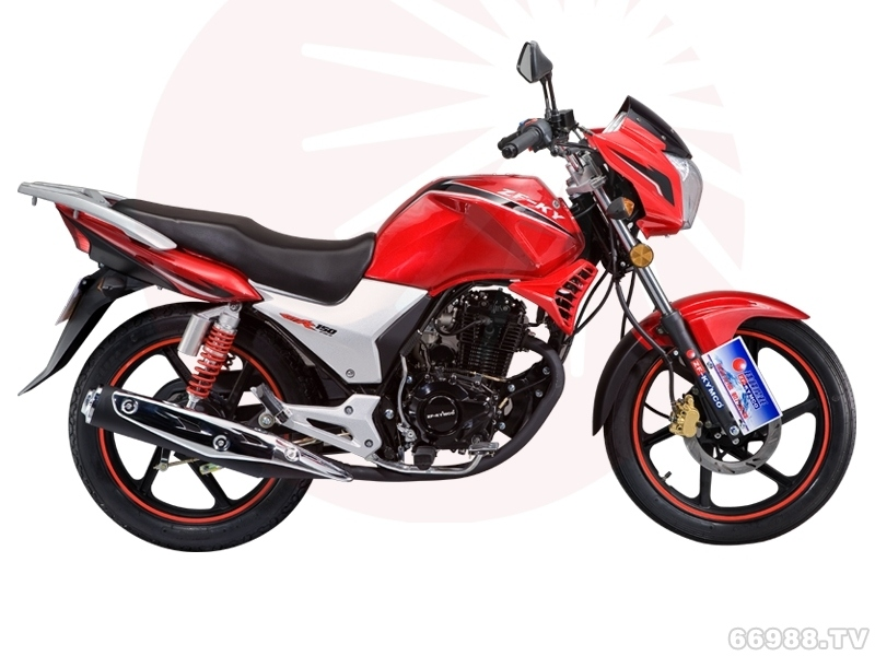 珠峰ZF150-13B(CBF)摩托车