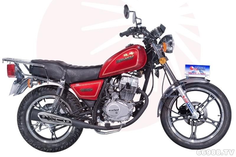 珠峰ZF125-17B(A)摩托车