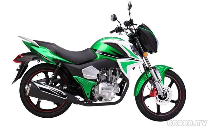 飞肯FK150-10D猛禽摩托车