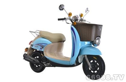 金捷JIEDA思域摩托车