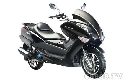 金捷JIEDA T3摩托车