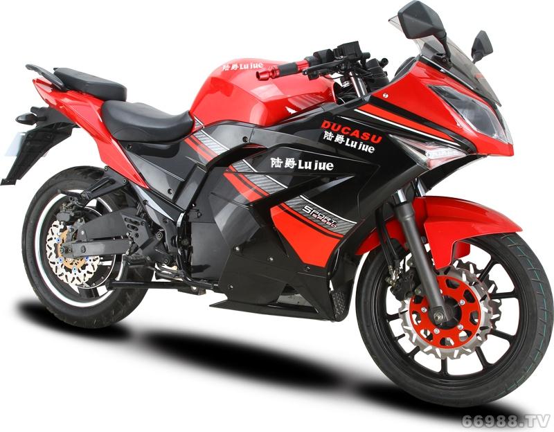 陆豪陆爵LJ150-5C地平线摩托车