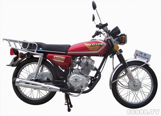 陆豪陆爵LJ125-3C CG摩托车