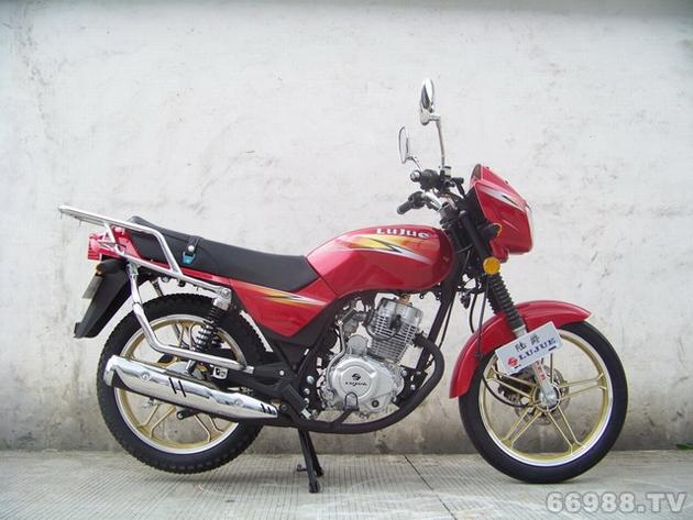 陆豪陆爵LJ125-6C铃木王摩托车