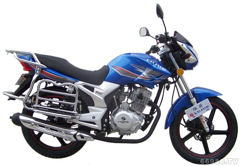陆豪陆爵LJ150-5C迪爽摩托车