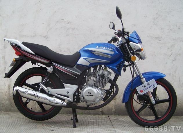陆豪陆爵LJ150-5C圣剑摩托车