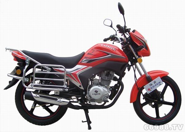 陆豪陆爵LJ150-5C锋朗摩托车