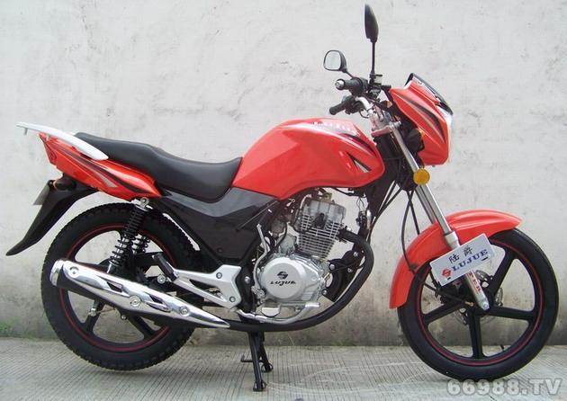 陆豪陆爵LJ150-5C CBF摩托车