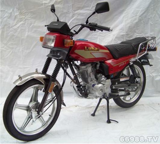 陆豪陆爵LJ125-2摩托车