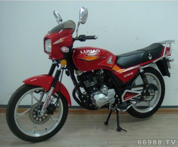 陆豪陆爵LJ125-6C摩托车