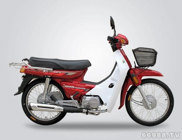 北方易初大阳DY100-C摩托车