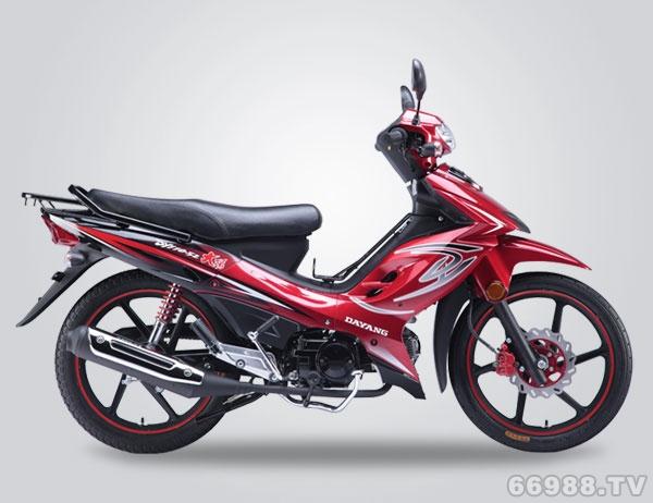 北方易初大阳DY110-52摩托车