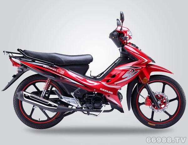 北方易初大阳DY110-52新君胜摩托车