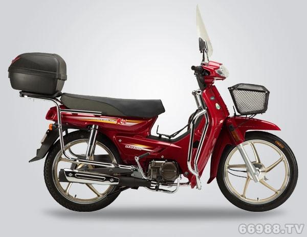 北方易初大阳DY90-3E摩托车