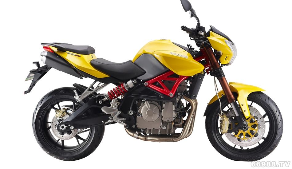 钱江黄龙BJ600GS摩托车