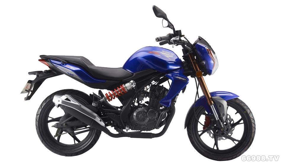 钱江蓝宝龙QJ150-17A摩托车