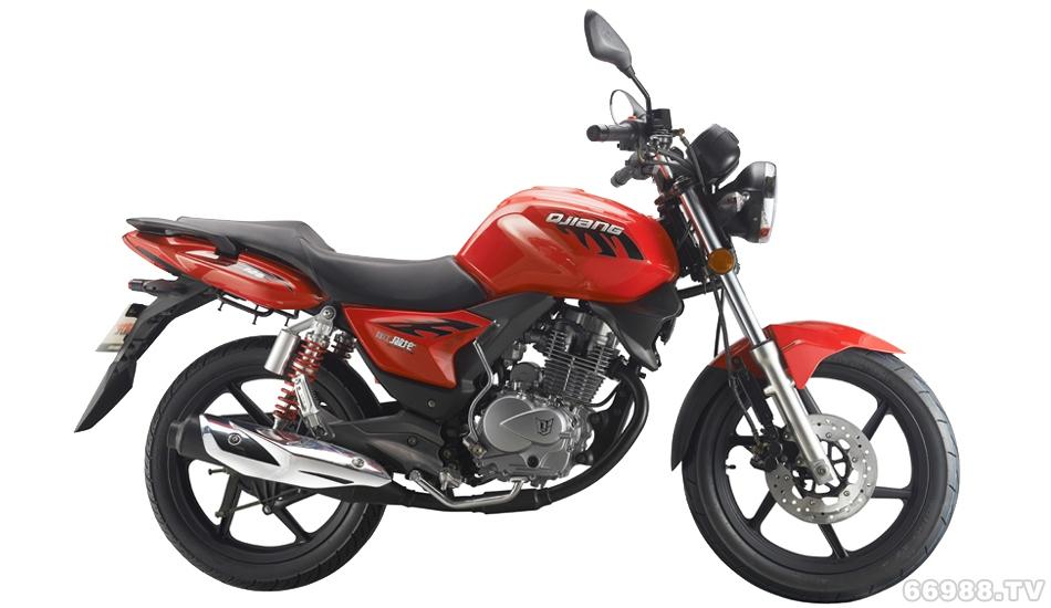 钱江御龙QJ125-26(圆灯)摩托车