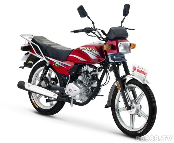 金釜JY150-4X摩托车
