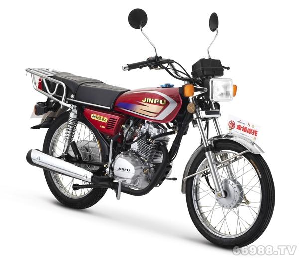金釜JY125-6X摩托车
