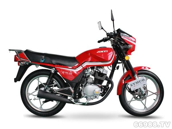 金釜JY125-2X铃木王摩托车