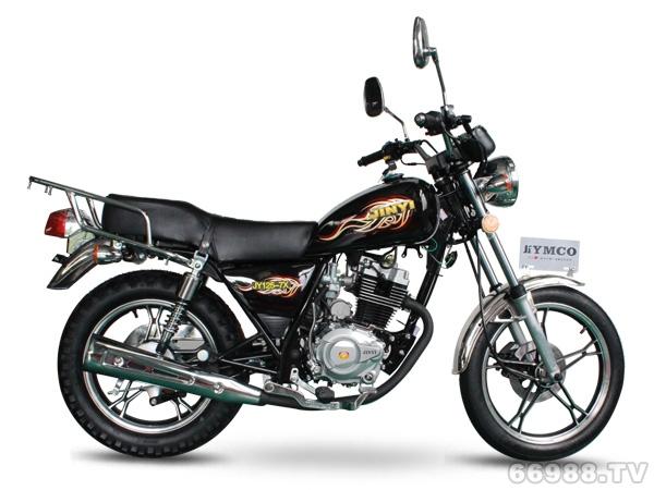 金釜美式铃木太子摩托车