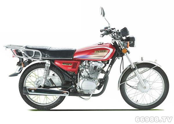 宝德BT125-6A摩托车