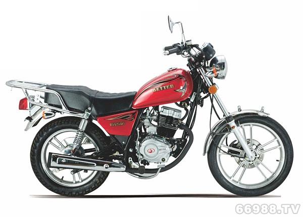 宝德BT125-11C美式太子摩托车