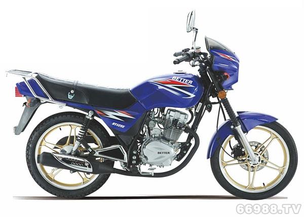 宝德BT125E-BT150E豹摩托车