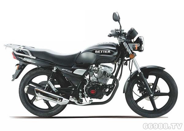 宝德BT125E悍将摩托车