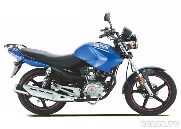 宝德BT150-6雳剑摩托车