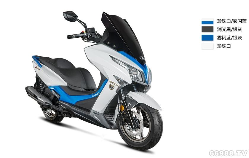 光阳Xciting 300i ABS摩托车