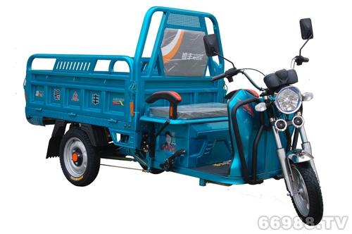爱佳银丰路霸1.5米-3号电动三轮车