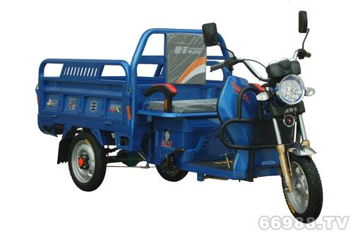 爱佳银丰路霸1.3米-3号电动三轮车